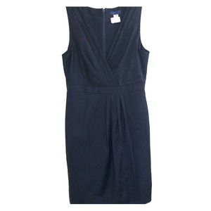 J Crew Navy Sheath Dress